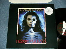 "MICHAEL JACKSON EUROPE Press 1997 NM 12"" GHOST  ship from JAPAN"