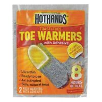 HotHands Toe Foot Warmers 2-Pair Pack x2 exp 6//22