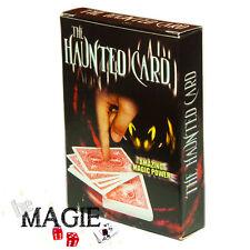 Carte hantée Bicycle - The Haunted card - Tour de magie