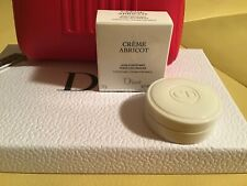 Christian Dior Crème Creme Cream Abricot Fortifying Cream For Nails 10g New