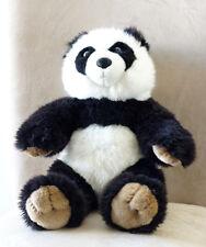 "Build a Bear Workshop Pawsome Panda 15"" Stuffed Animal, EC! Retired!"