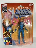 "Dazzler - Sealed 6"" series figure - Marvel Legends Retro - Uncanny X-Men In Hand"