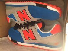 New Balance NB KL 574 WJG Neu Sneaker Medium M Gr:37 Blau/Beige Schuhe retro