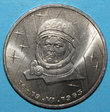 USSR - 1 Ruble | Rubel - 1983 - Valentina Tereshkova | Tereschkowa | Y# 192