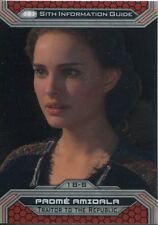 Star Wars Chrome Perspectives II Refractor Parallel Base Card 18-S Padme Amidala