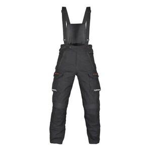 Oxford Continental 2.0 MS Motorbike Motorcycle Pants Tech Black - Regular Leg