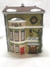Department 56 Dickens Village Series. King's Road Post Office 1992