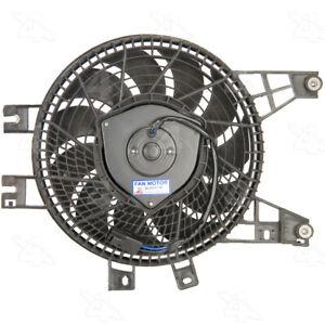 A/C Condenser Fan Assembly 4 Seasons 75599