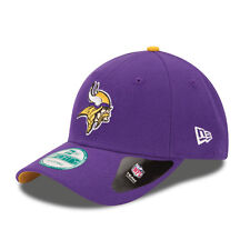 New Era 9Forty NFL Vikings du Minnesota Violet LA LIGUE Visière courbe Casquette