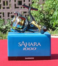 moulinet shimano sahara 1000 fd