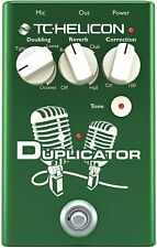 TC-Helicon 996372001 Duplicator Vocal Effects Pedal