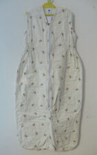 COCONETTE schöner Schlafsack 110 cm beige Motiv Kinder Bettausstattung Bett Baby