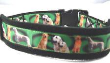 """Hundehalsband """" Golden Retriever"""", L 50-58 cm Halsumfang ,"""