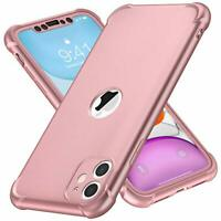 Compatible with iPhone 11 Case, with[2 x Tempered Glass Screen