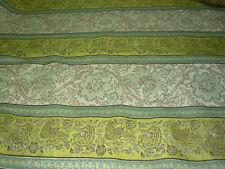 """~20 YDS~STROHEIM~BOHEMIAN""""MIRABAI"""" BIRDS~EMBROIDERED UPHOLSTERY FABRIC FOR LESS~"""