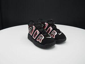 "Nike Air More Uptempo ""Laser Crimson"" CK0825-010 Toddler size 8C"