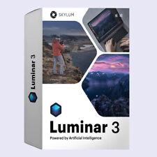 Skylum Luminar 3 [3.2] ✔️ Genuine ᒪifetime Κey ✔️ Upgradable; Windows and macOS