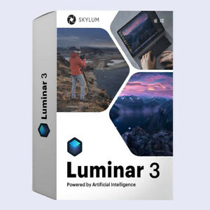 Skylum Luminar 3 [3.2] ✔️ Genuine ᒪifetime Κey ✔️ Upgradable; Windows and macOS