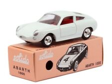 Fiat Abarth 1000 (weiss) 1962-1969 1:43 Solido