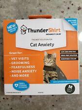 Thundershirt for Cat Anxiety - Gray, Medium