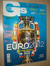 GS EXTRA GUERIN SPORTIVO GUIDA SPECIALE EURO 2012 POLONIA UCRAINA