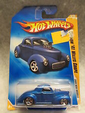 Hot Wheels Custom �41 Willys Coupe Diecast Car