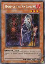 Hand of the Six Samurai - TDGS-EN085 - Secret Rare - Unlimited Edition Yugioh Mi