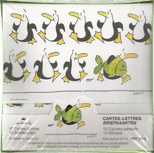 Cartes-Lettres - 10 Cachets Adhesifs