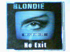 BLONDIE No exit cd singolo 2 tracks COOLIO DEBBIE HARRY