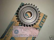 NOS Yamaha RX50 YSR50 YZ80 RD60 5th Pinion Gear