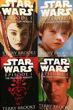 Star Wars™ BOOK BUNDLE The Complete Character Covers COLLECTIBLE LOT Novel Set