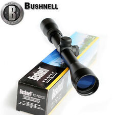 Bushnell Rifle Scope 3-9x40 Banner Reticle Riflescope Sight HD Glass FREE POST