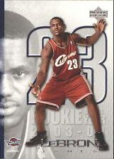 2005-06  Upper Deck LeBron James #LJ18 LeBron James MINT FROM PACK