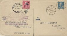 ARCTIC :1931 WILKINS-ELSWORTH TRANS-ARCTIC SUBMARINE EXPEDITION cachet on cover