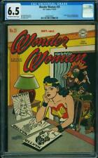 Wonder Woman #25 CGC 6.5 DC 1947 JLA Movie with Superman! Batman! M3 307 cm