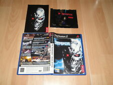 THE TERMINATOR DAWN OF FATE DE PARADIGM - ATARI PARA LA SONY PS2 USADO COMPLETO