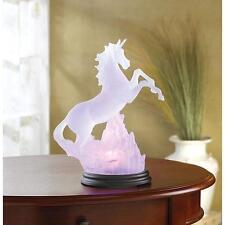Unicorn Lamp Light Statue Unicorn Horse Baby Toddler Kids Girl Gift