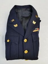 WW2 US Army Dress Blue Uniform Warrant Officer Size 40R MFG Nudelman Bros