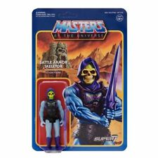 "MOTU MASTERS OF THE UNIVERSE BATTLE ARMOR SKELETOR 3,75"" / WAVE 3 / MOC"