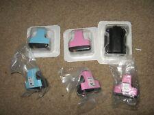 6 Pk 02 Ink Cartridge For HP 02 Photosmart C7280 3310 D7360 D7160  8250 D7460+++