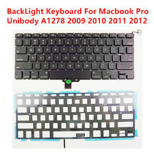 "OEM Keyboard BackLight for Apple Macbook Pro 13"" A1278 2009 2010 2011 2012"