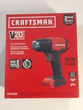 Craftsman 20 V Heat Gun