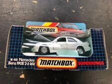 MATCHBOX SUPERKINGS K-98 PORSCHE 944
