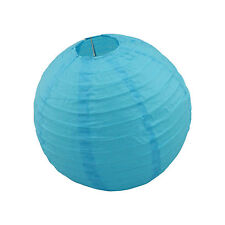 """8""""/10""""/12"""" Round Chinese Paper Lantern lamp Lights Colorful Wedding Festive Home"""