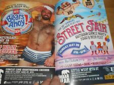 Get Out Mag MOBI fest DASHAWN USHER, URBAN BEARS AHOY! Ship Crusie Ad 2018 Gay