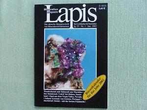 Lapis Heft 1 / 2002