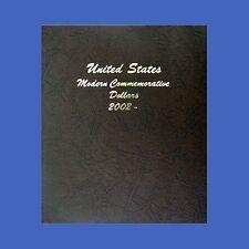 Dansco Album United States Modern Commemorative Dollars 2002 - Vol 3 #7065-3