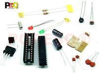 Kit Quarz Quartz 8 MHz mit Kondensatoren Capacitor Atmega Attiny Arduino  #A51