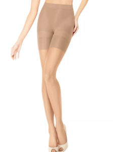 NIP SPANX Assets Red Hot Label Super Tummy Control Sheers Size 4 XL Barest Nude