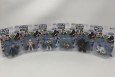 Star Wars Playskool Heroes Jedi Force 6 Set Action Figures